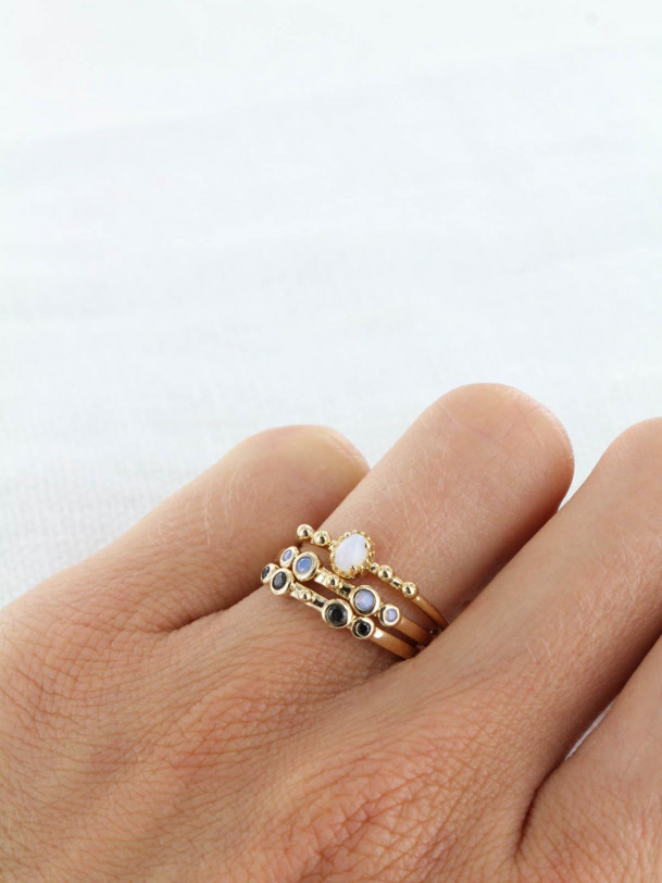 Bague Ellina Or