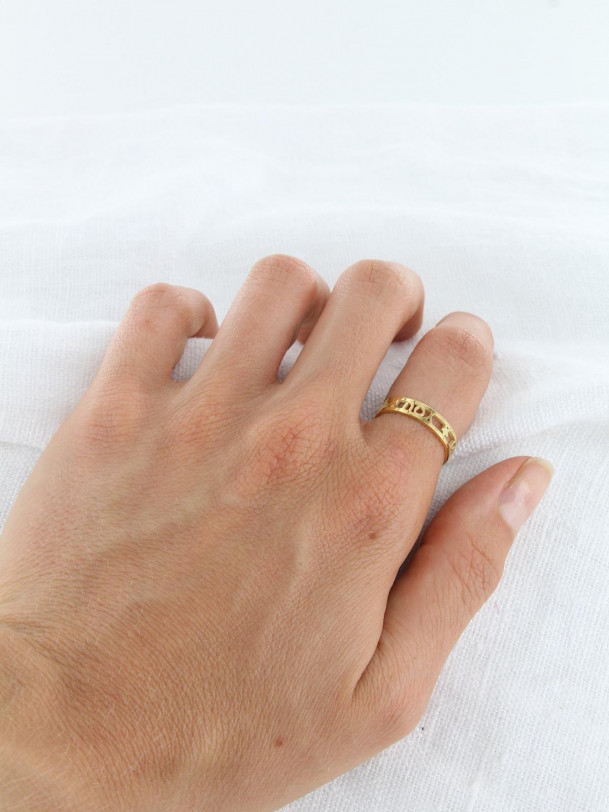 Bague Just You And Me Or