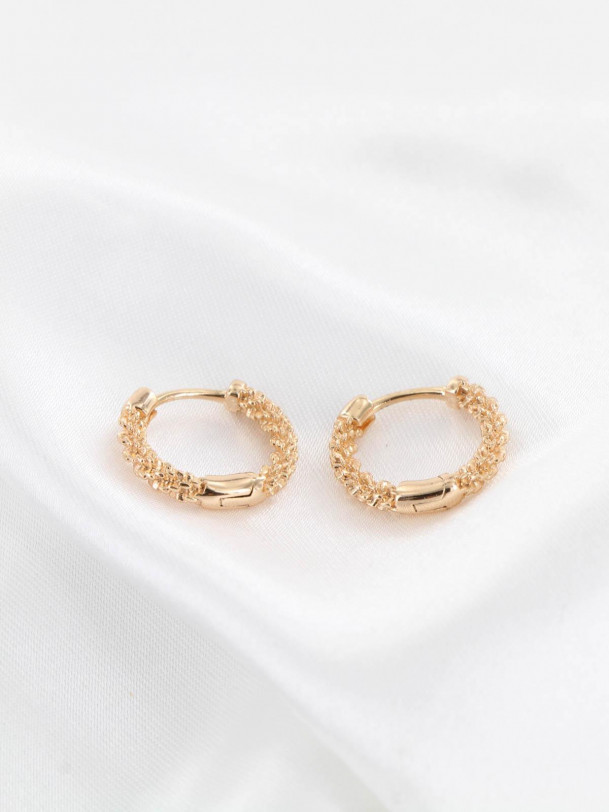 Boucles d'oreilles Marly Or