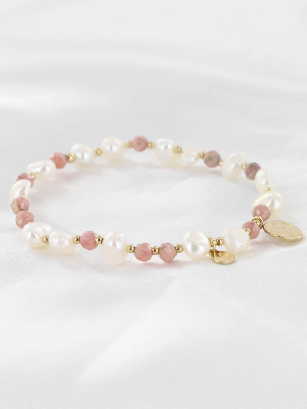 Bracelet Roby Perle Or