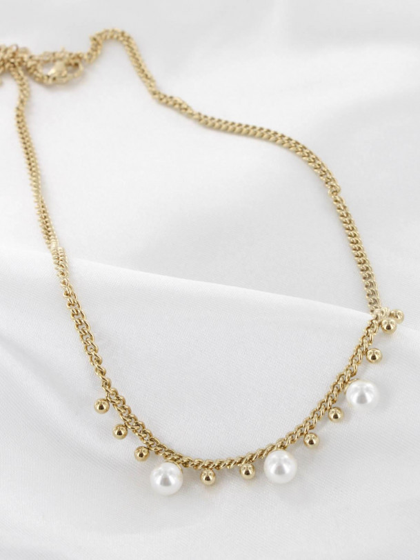 Collier Adrina Or