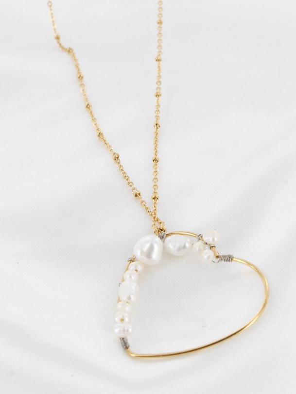 Collier Arka Or