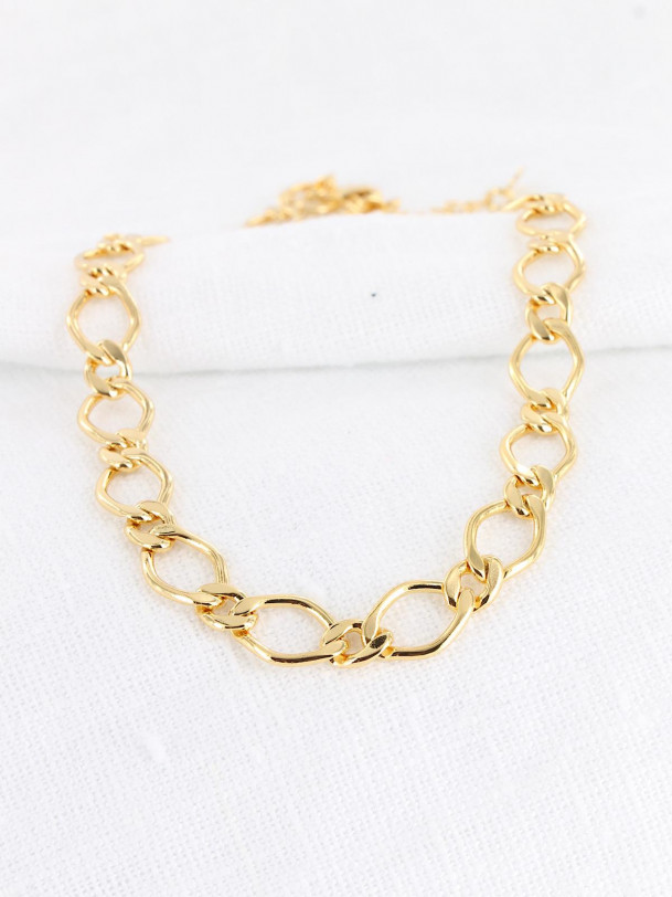 Collier Collier Choker Anais Maille Or