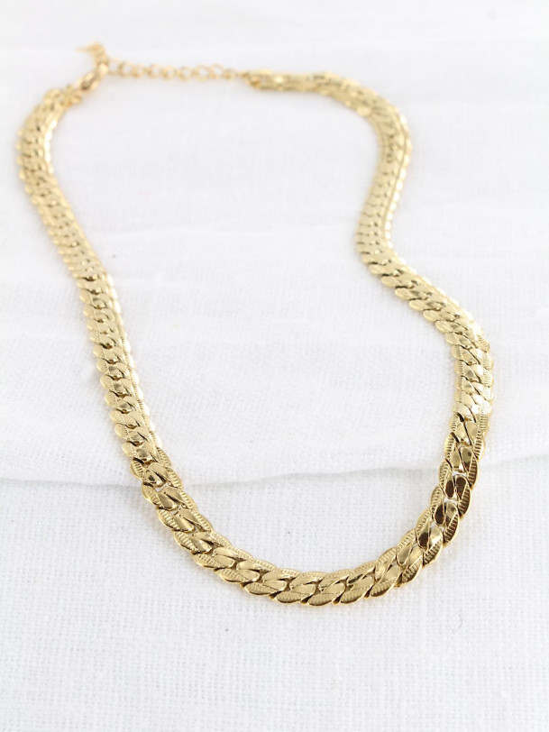 Collier Emy Or