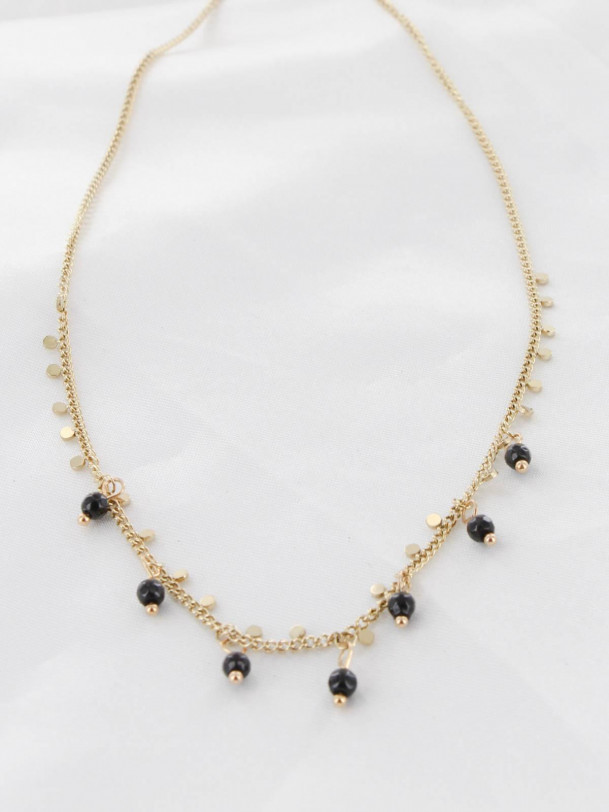 Collier Flopy Or