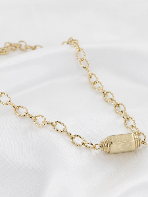 Collier Henny Love Or