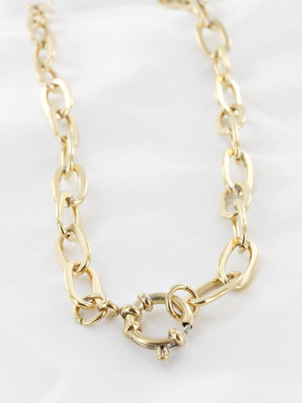 Collier Jesse Or