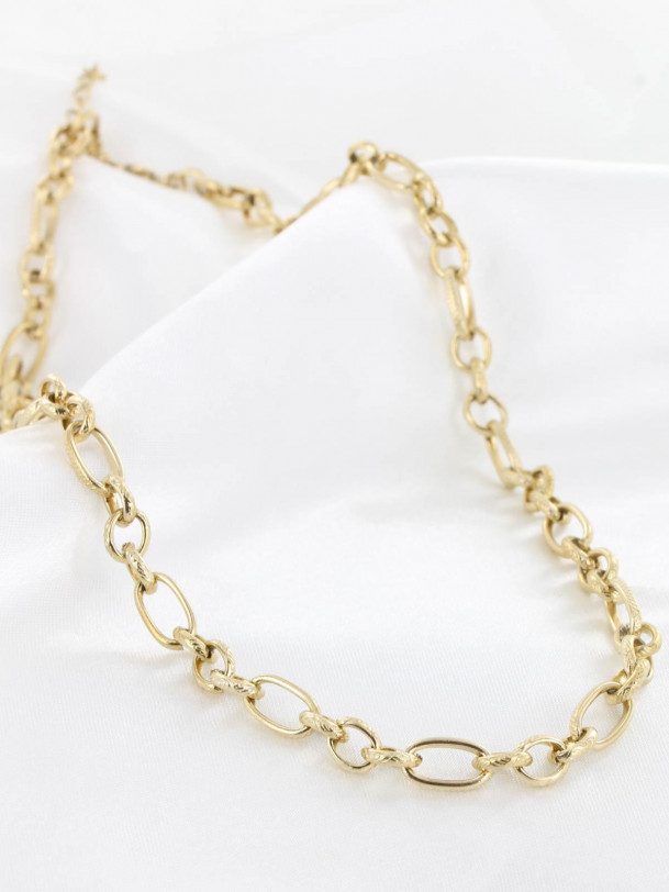 Collier Laura-May Or