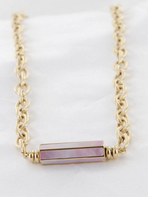 Collier Sonia Rose Or